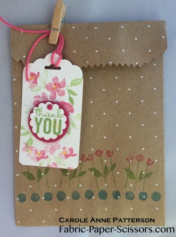Gift Bag and Tags