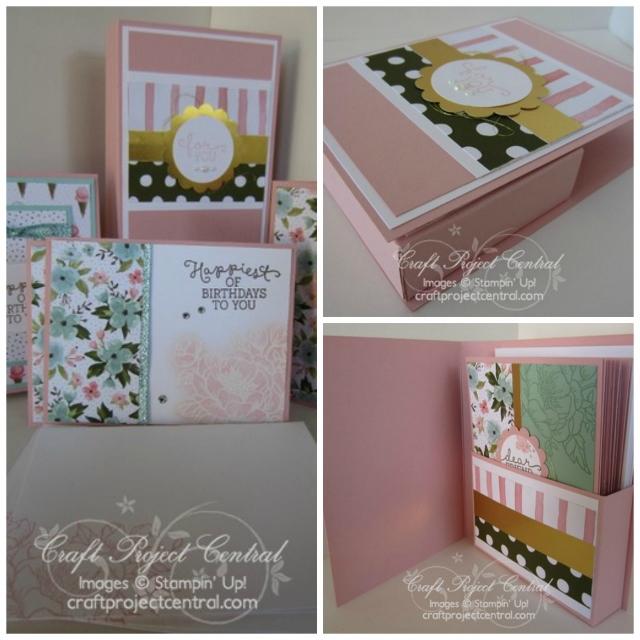 It's a Birthday Bouquet Card Set! by Liz Miller