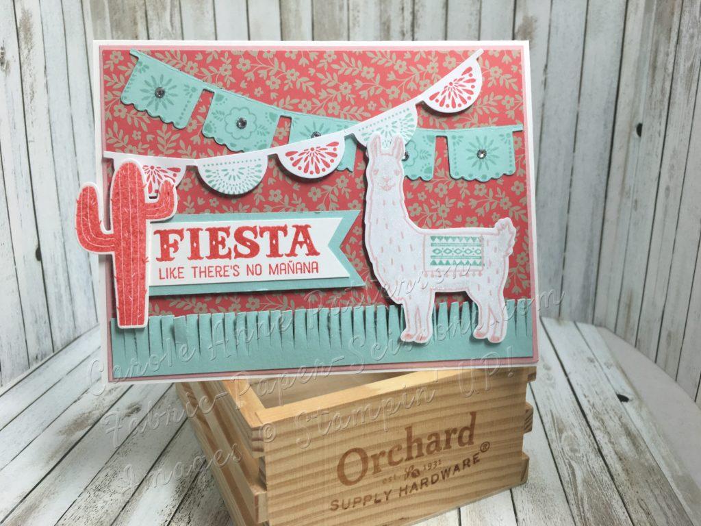 Mystical Llama Fiesta