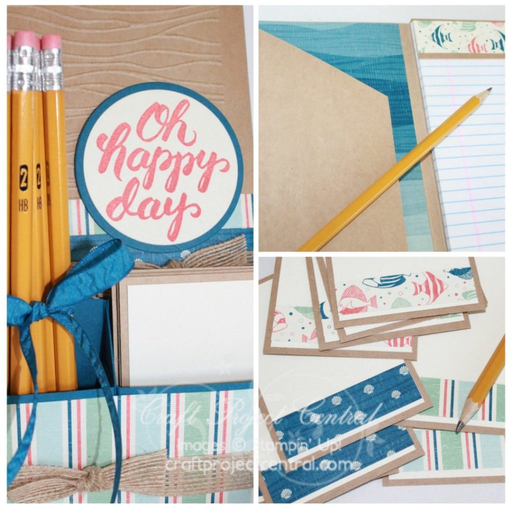Back to School Desk Accessory Gift Set SP