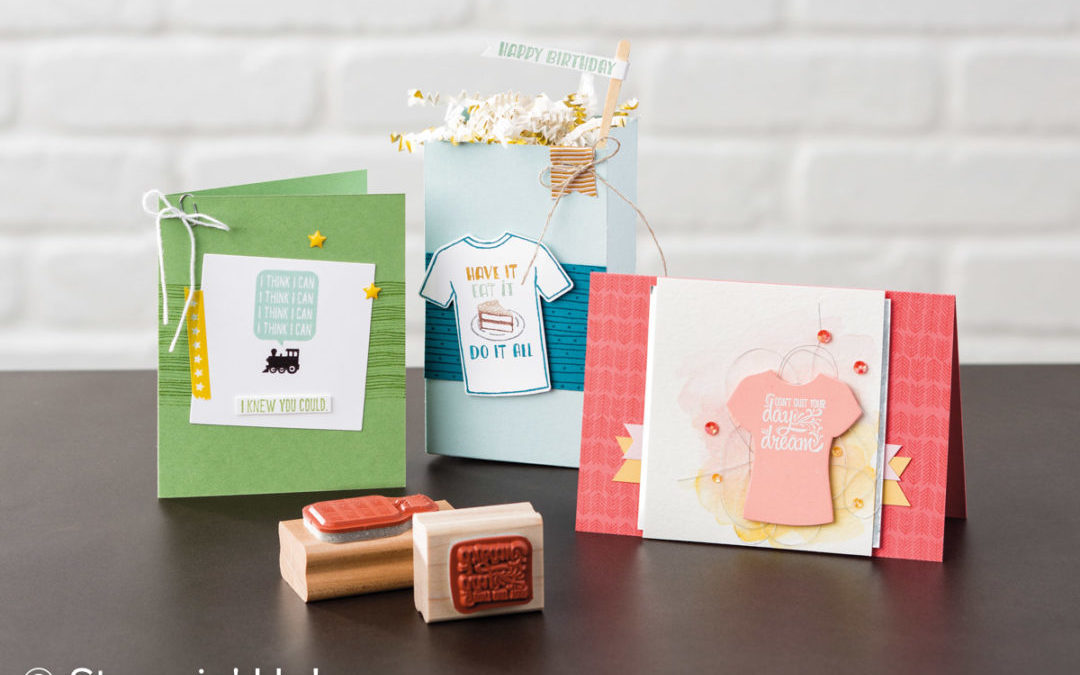 Videos, videos, videos from the Stampin' UP! Home Office