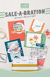 Sale-A-Bration Videos by Stampin' UP!