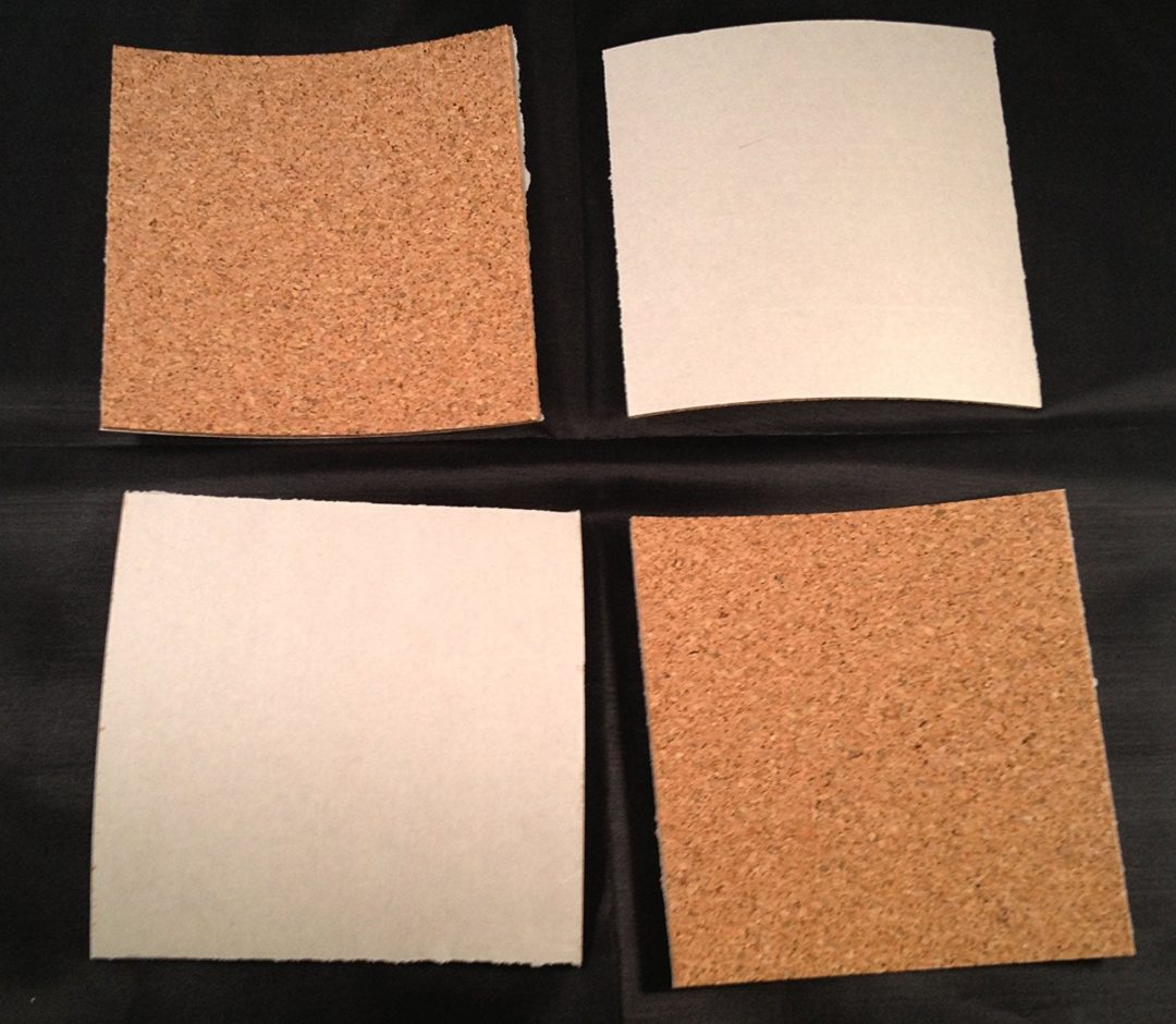 Ceramic bisque coasters using high tide fabric paper scissors ceramic bisque tiles click here dickblick dailygadgetfo Choice Image