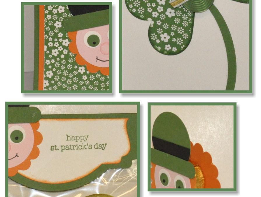St. Patrick's Day Punch Art Leprechauns! – Yapha Mason