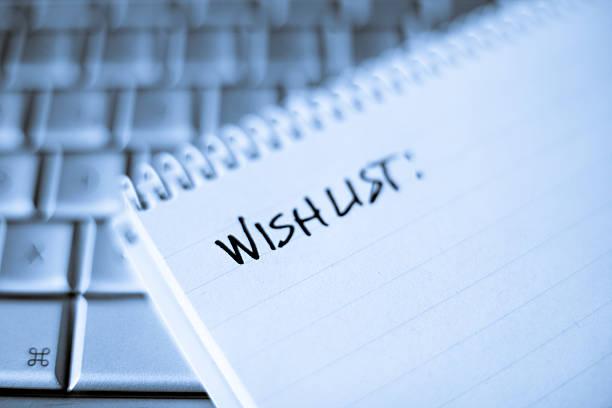 NEW Catalog Wish List 2017-18